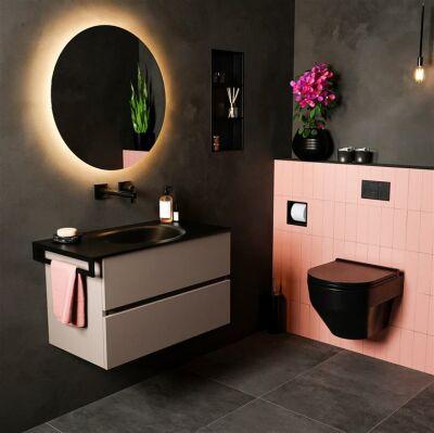 Waschtisch Set Gäste WC auf...