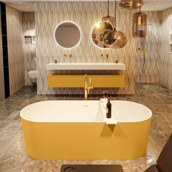 badewanne mineralwerkstoff serie nobel 180 cm außen...