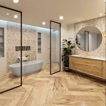 badewanne mineralwerkstoff serie rock 170 cm leinen matt...