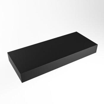 aufsatzplatte l freihängend solid surface 100 cm...
