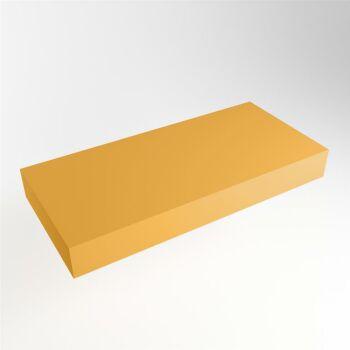 aufsatzplatte xl freihängend Solid Surface 100 cm...