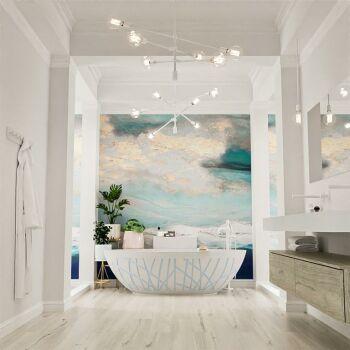 badewanne mineralwerkstoff serie holm design 180 cm...