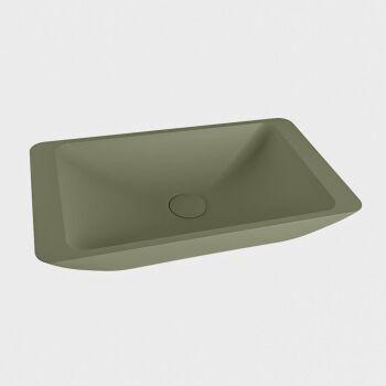 aufsatzwaschbecken solid surface topi außen Army...