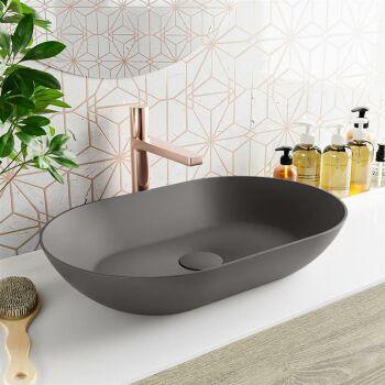 aufsatzwaschbecken solid surface omni außen...