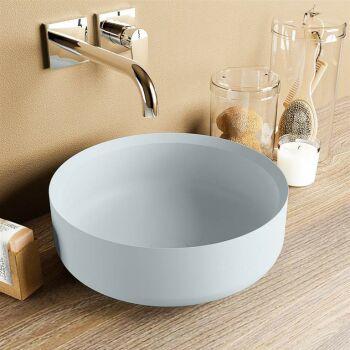 aufsatzwaschbecken solid surface coss außen...