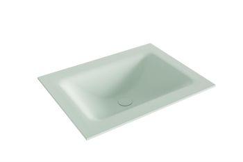 waschtisch cloud minze 60 cm waschbecken mittig