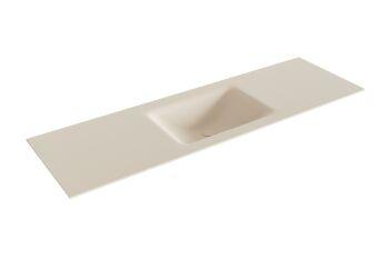 waschtisch cloud leinen 150 cm waschbecken mittig