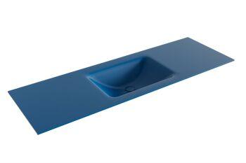 waschtisch cloud blau 140 cm waschbecken mittig
