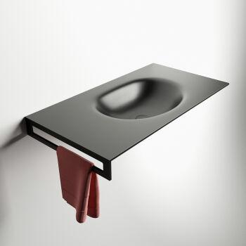 handtuchhalter waschtische vertikal rechts