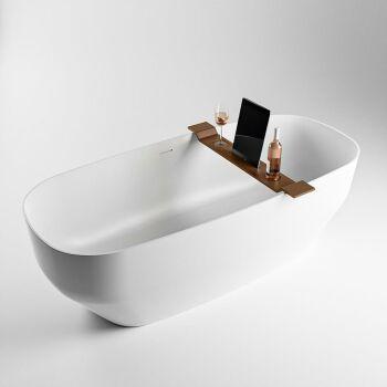 badewannenablage rost solid surface easy 86 x 12,5 x 4,2 cm