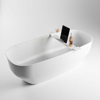 badewannenablage weiß solid surface easy 86 x 12,5...