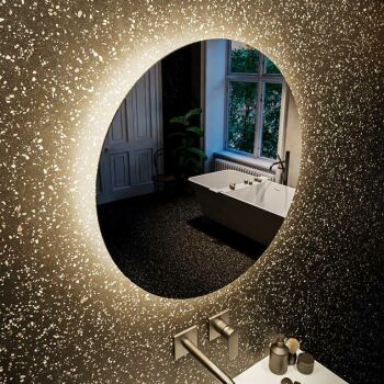 badspiegel bright rund 60 cm