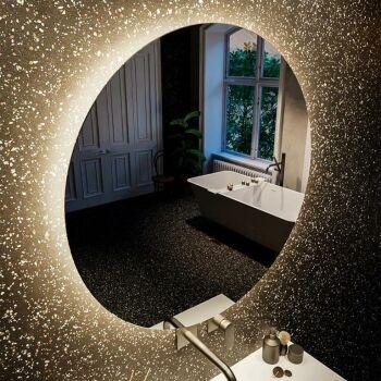 badspiegel bright rund 80 cm