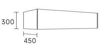 waschtischunterschrank loor 100 cm m42104