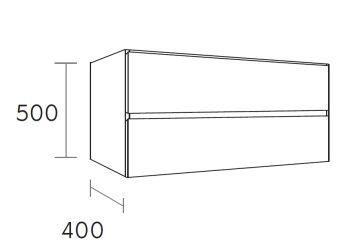 waschtischunterschrank hay 100 cm m45111