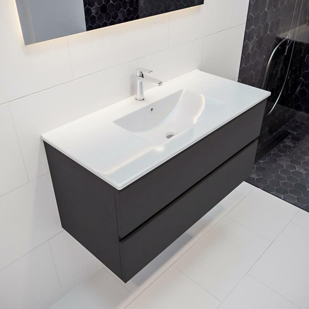 Waschtisch mit Unterschrank 100 cm PC75341157